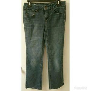 Womens DKNY Soho jeans bootcut